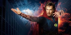 doctor strange - marvel film